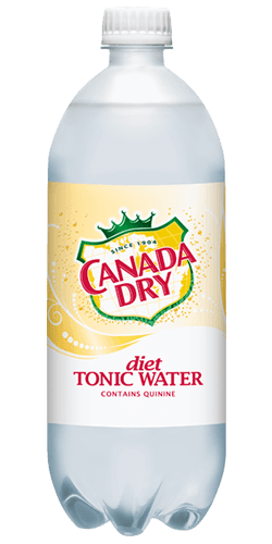 canada dry diet tonic water nutrition